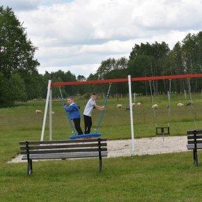 KSP Biała Podlaska - Dnia Dziecka w Koczukówce