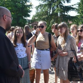 KSP Biała Podlaska - Spotkanie z Unitami
